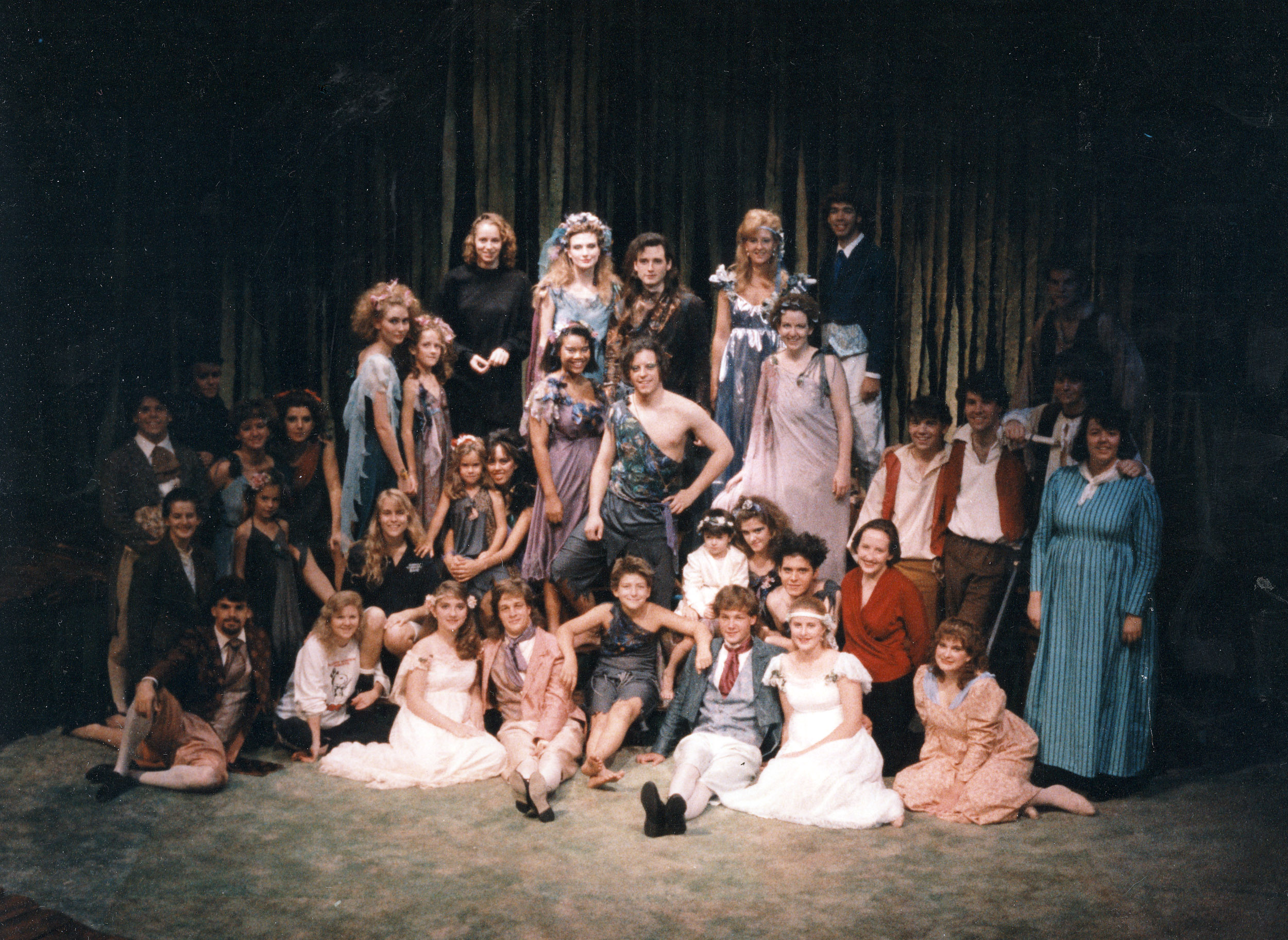 Rhodes College Digital Archives - DLynx: The Cast of A ...