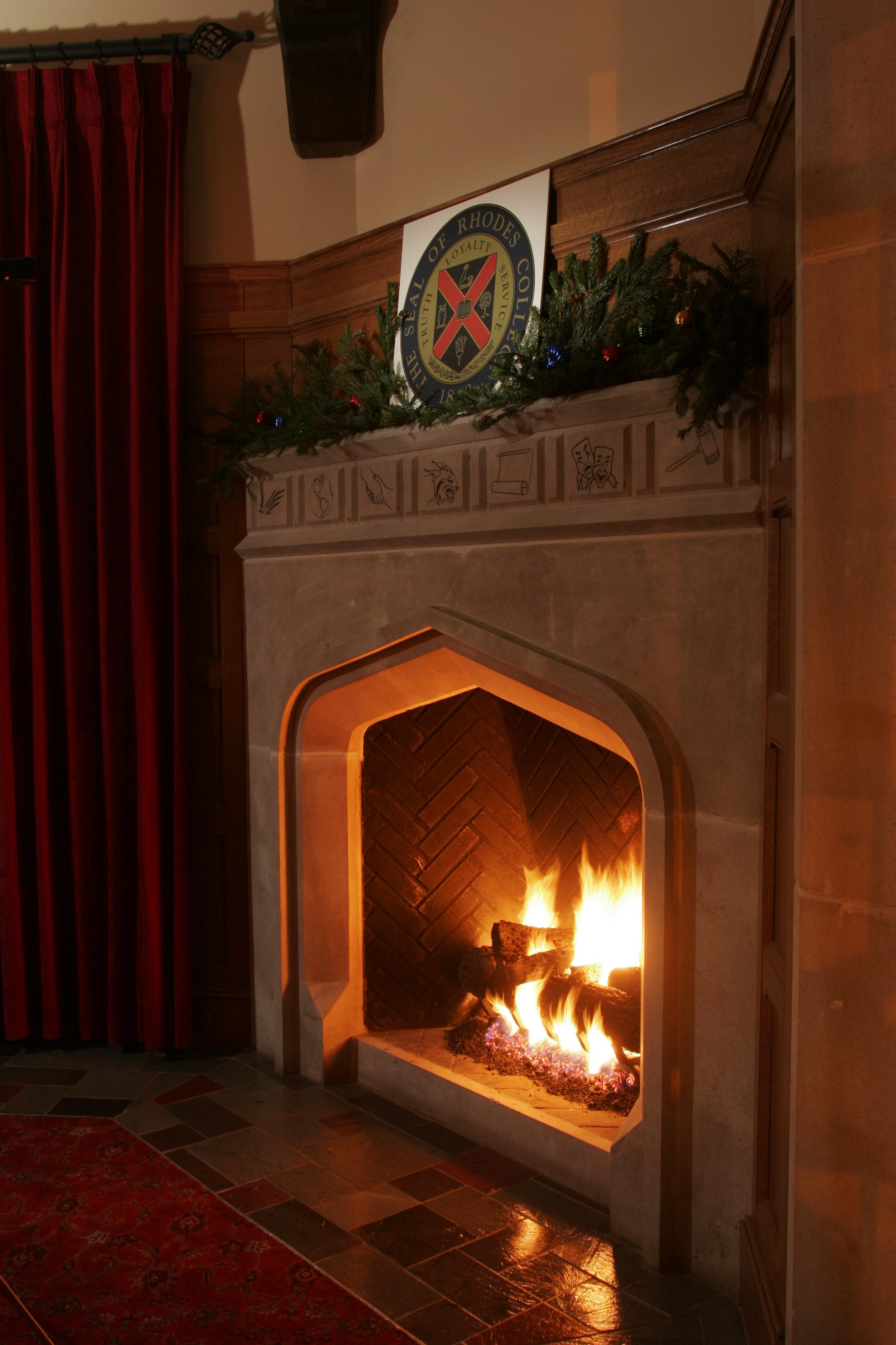 Rhodes College Digital Archives DLynx Fire In A