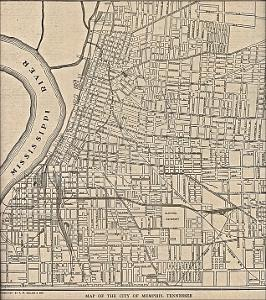 P.F. Collier & Son 1911 Memphis Map.jpg