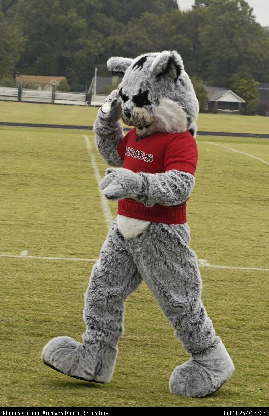 Rhodes College Mascot