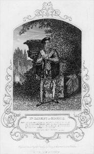 Mr. Macready as Benedick