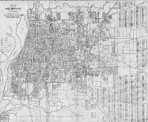 Ashburn 1937 Map of Memphis.jpg