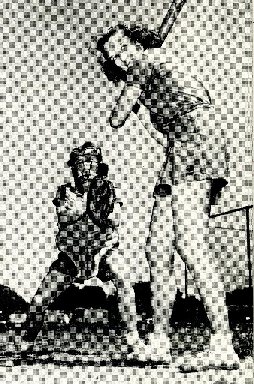 Rhodes College Digital Archives - DLynx: Girls playing ...