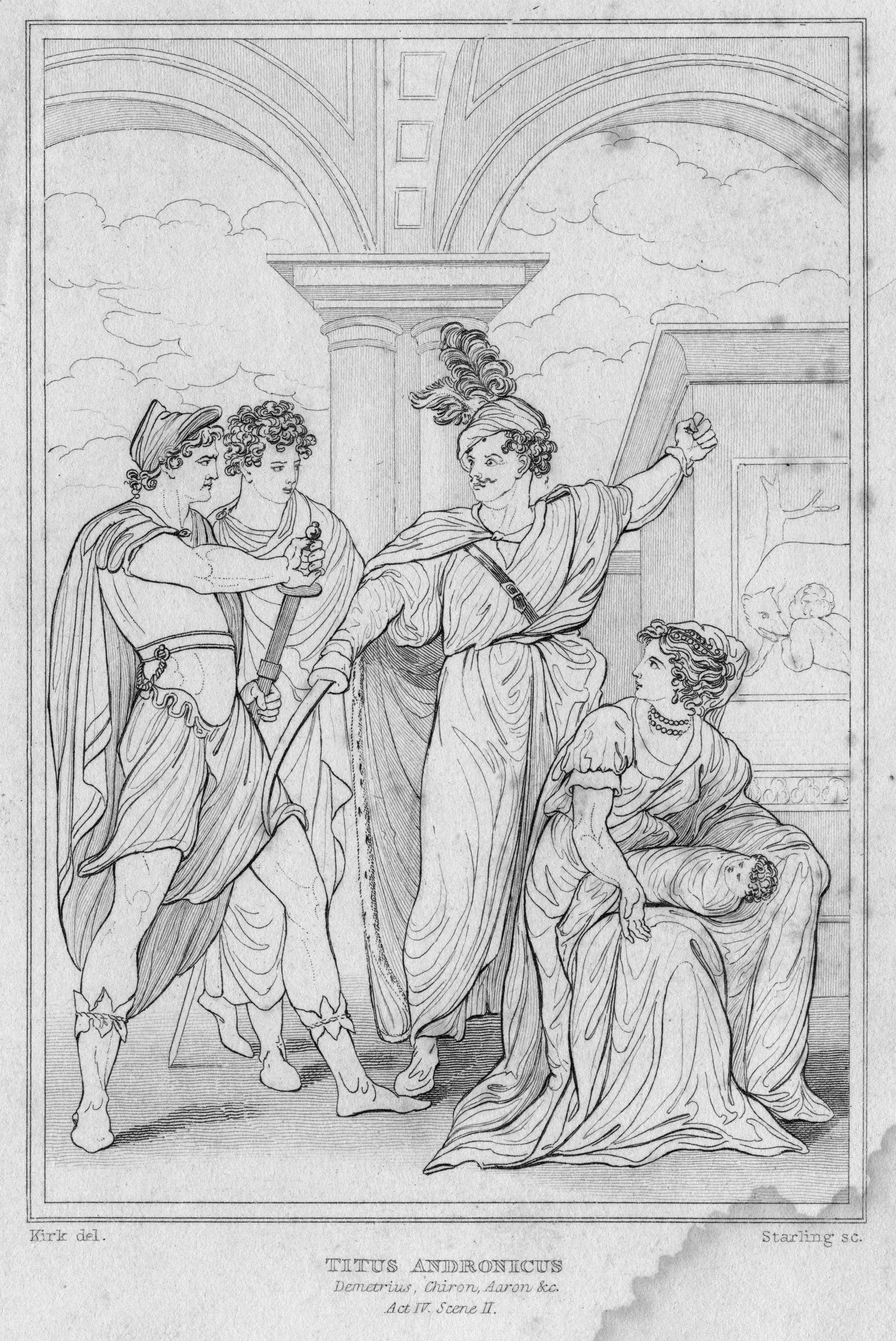 Titus andonicus academic essay