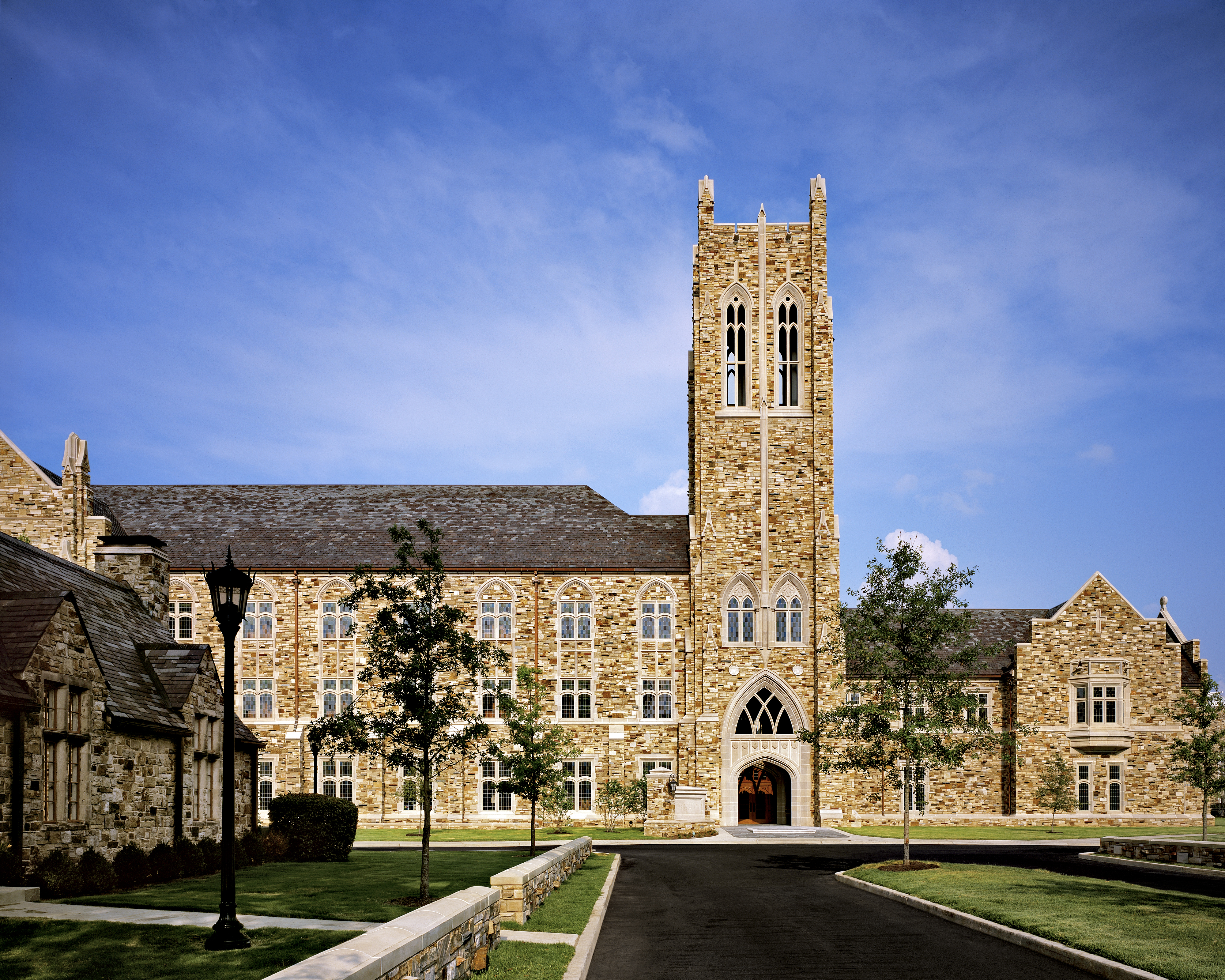 Home Libraries Rhodes College Digital Archives Dlynx West View Of