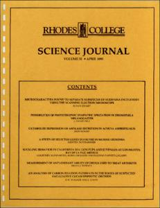 rhodes_college_science_journal_1993_spring_vol_11_num_1.pdf.jpg